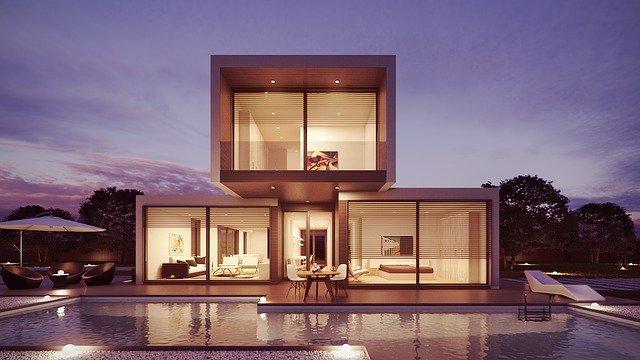 La réalisation d'une maison préfabriquée en béton dans une usine